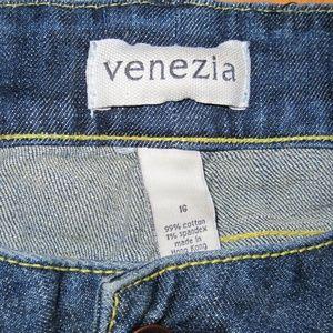 VENEZIA Jeans - VENEZIA BOOT CUT JEANS 16 R STRETCH DENIM WOMENS